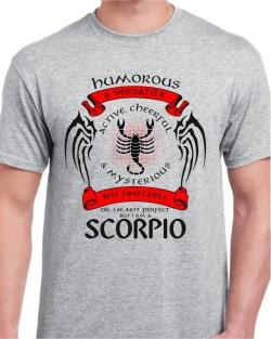 Scorpio (23 Oct – 21 Nov)