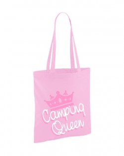 Camping Queen Tote