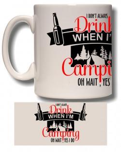 Don't Always Drink Mug