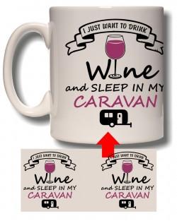 Drink Wine Mug