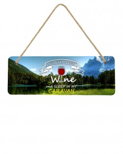 Drink Wine Sign