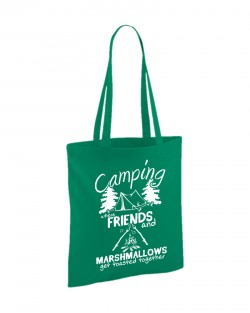 Friends and Marshmallows Tote