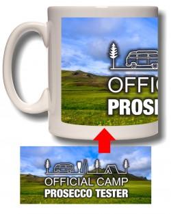 Prosecco Tester Mug