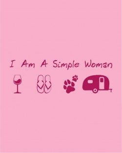 A Simple Woman
