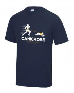Canicross GSD