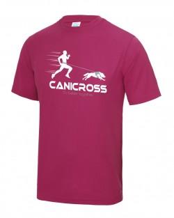 Canicross Husky