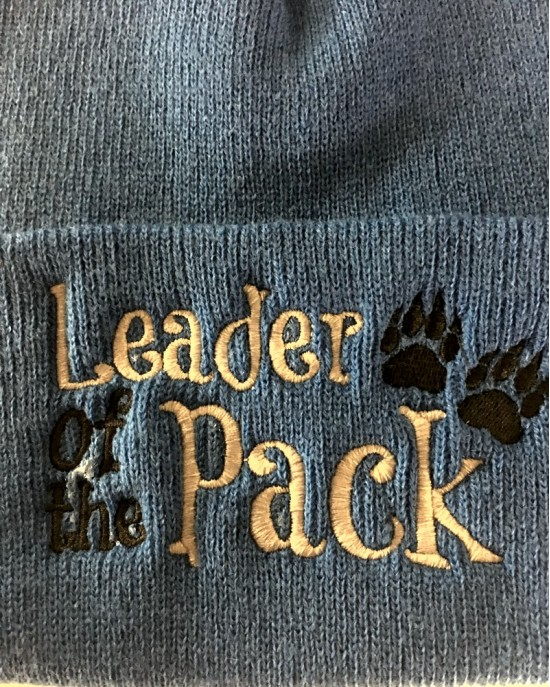 Beanie - Leader of the Pack