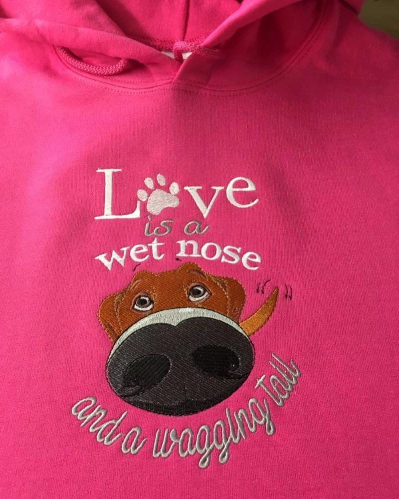 Hoody - Wet Noses