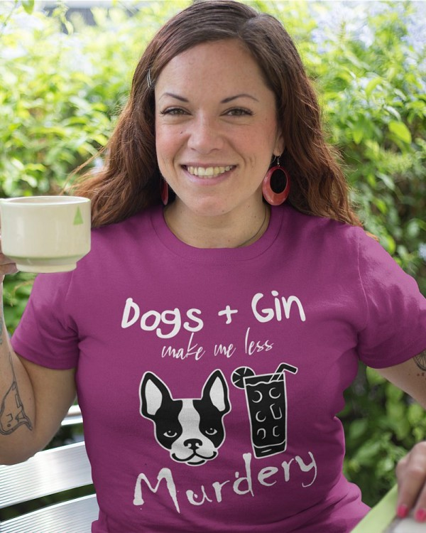 Dogs and Gin French Bulldog