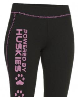 Powered by Huskies Leggings