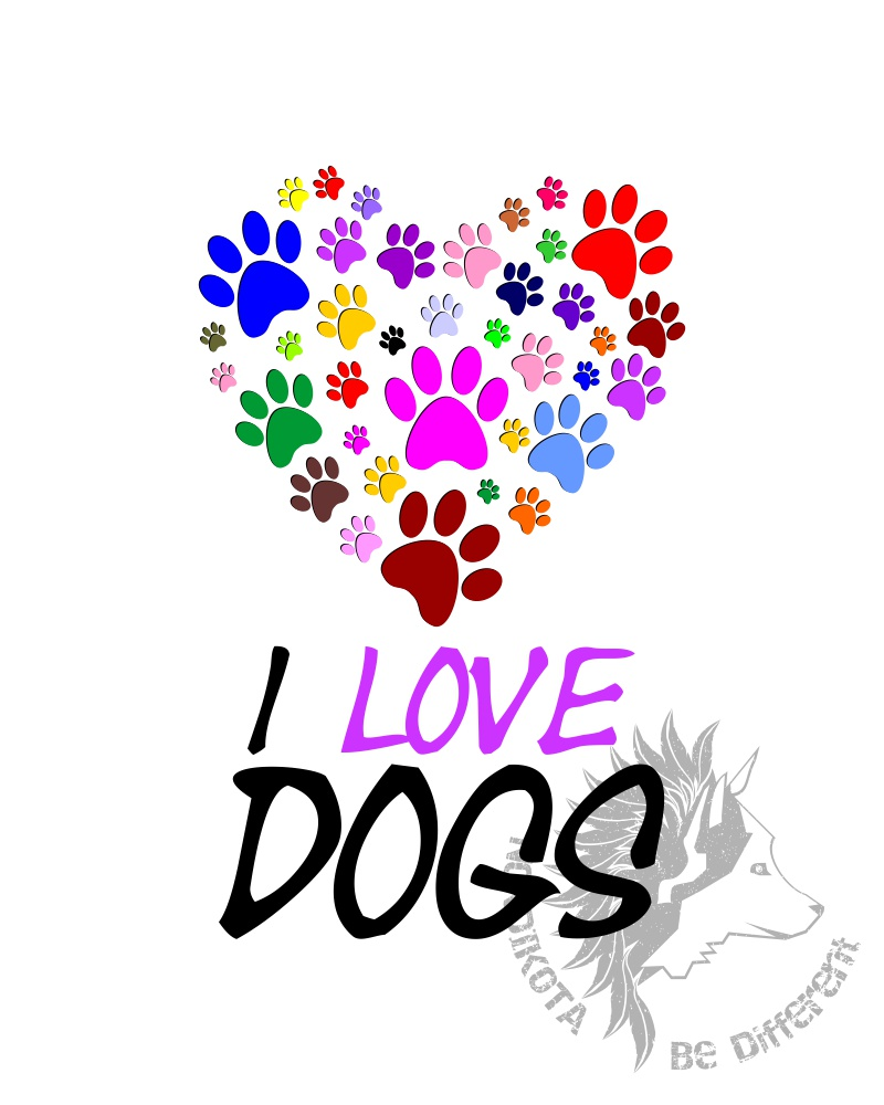 I Love Dogs HD