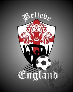 Believe. England