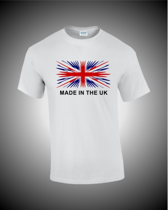 Made in England Flag