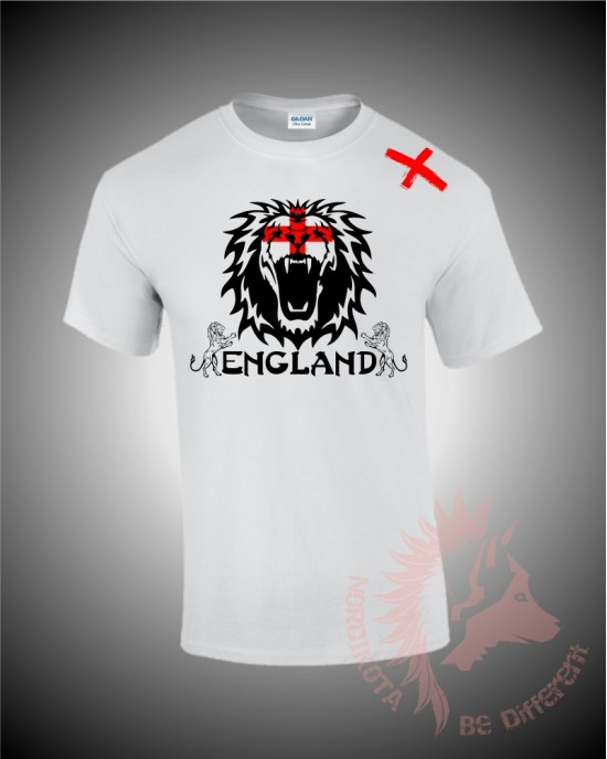 England Lion Head
