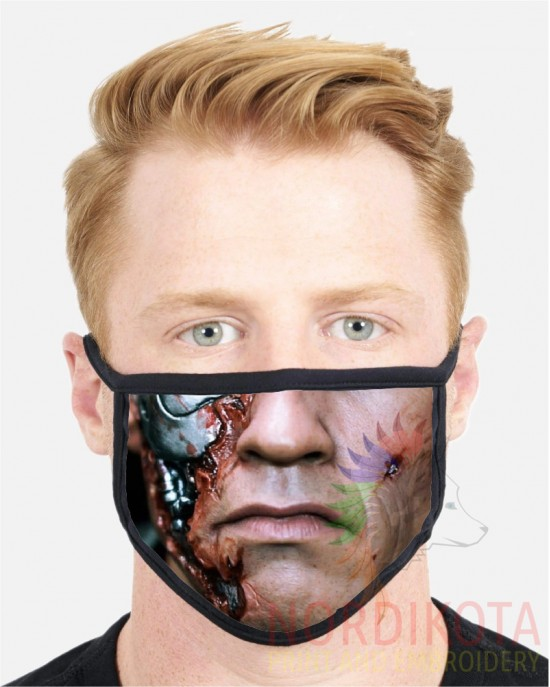 Arnie Face Mask