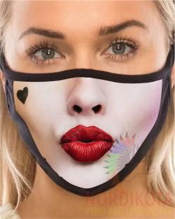 Harley Quinn Face Mask