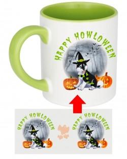 Howloween Husky Mug