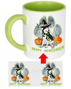 Halloween Malamute Paw