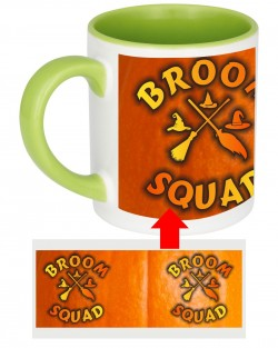 Broom Squad Mug