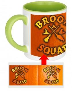 Broom Squad Mug