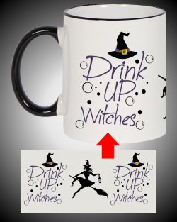 Drink Up Witches