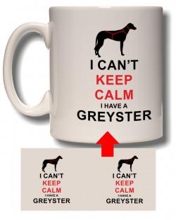 KC:I Have a Greyster Mug