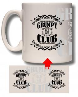 Old Git Mug