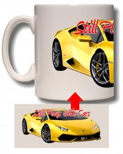Plays With Cars Mug