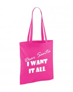 I Want It All Tote