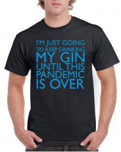 Keep Drinking My Gin
