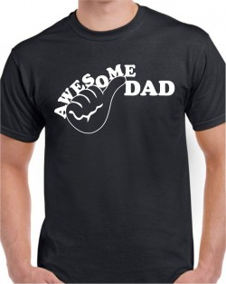 Thumbs Up - Awesome Dad