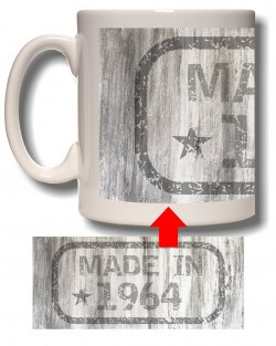 Made In [Add Year] Mug