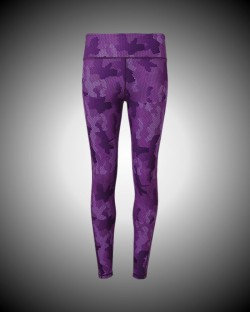 Ladies Hexoflage leggings