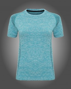 Ladies 3D fit top