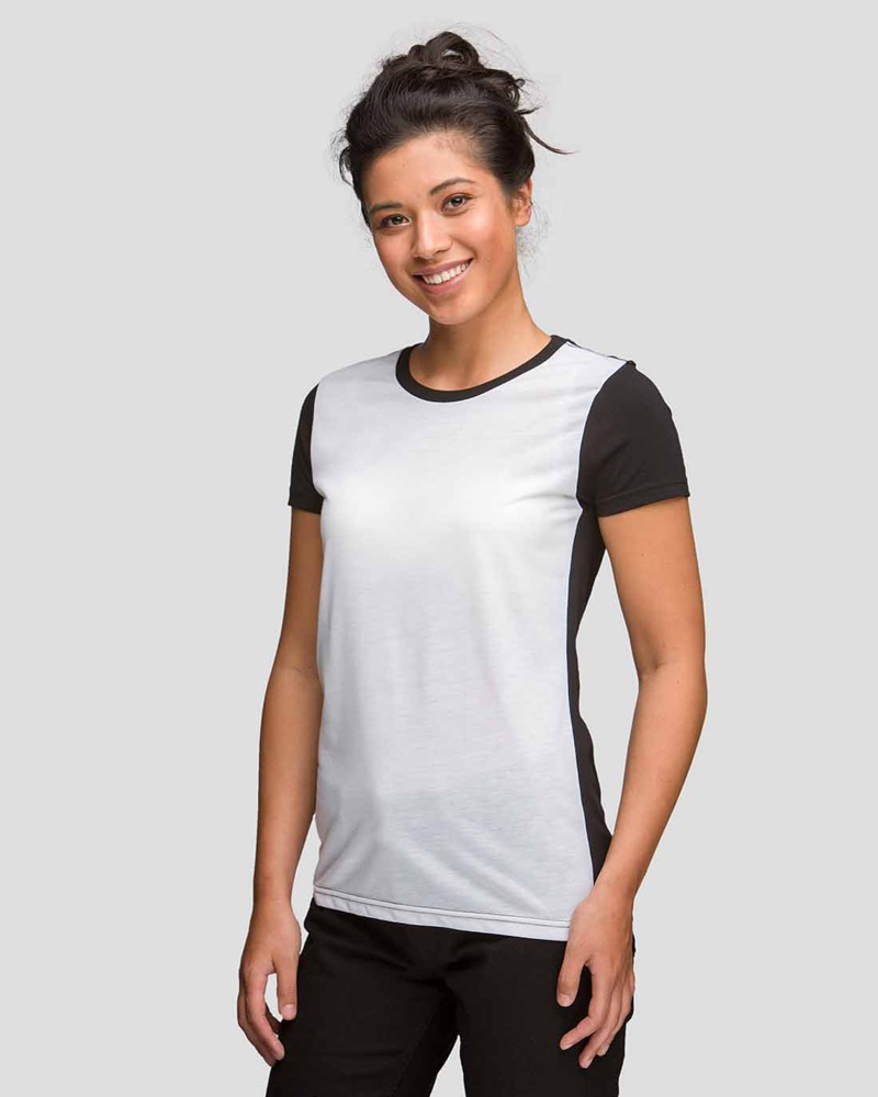 Ladies Panel T-shirt