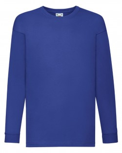 Youth Long Sleeve Valueweight T
